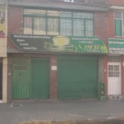 Salsamentaria El Vergel en Bogotá