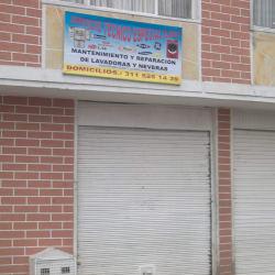 Servicio Técnico Especializado Calle 60A en Bogotá