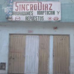 Sincrodiaz en Bogotá