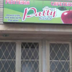 Super Patty de la 74 en Bogotá