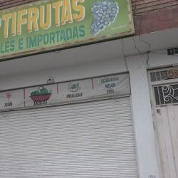 Surtifrutas en Bogotá