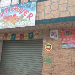 Surtifruver Los Paisas Carrera 27 en Bogotá