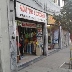 Paquetería y Cordonería La Favorita en Santiago
