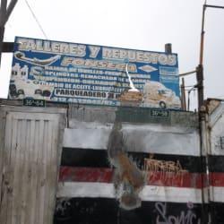 Talleres y Repuestos Fonseca en Bogotá