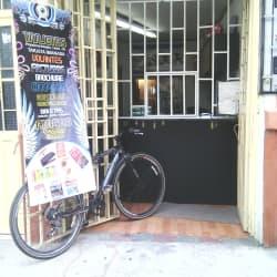 Tarjetas en Bogotá