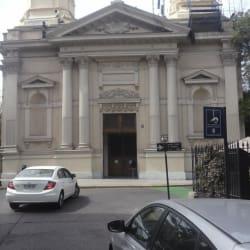 Templo Parroquial de los Santos Angeles Custodios en Santiago