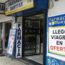 Farmacias Damyfar en Santiago