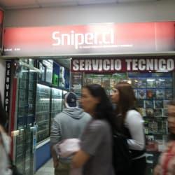 Sniper en Santiago