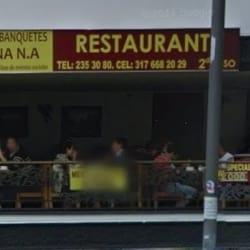 Casa de Banquetes y Restaurante Mana N.A en Bogotá