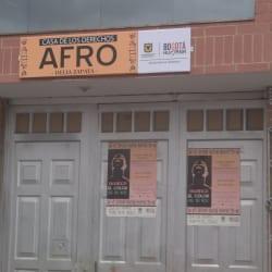 Casa De Los Derechos Afro en Bogotá