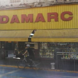 Damarc en Santiago