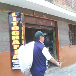 Litografia Carrera 69I  en Bogotá