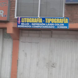 Litografia - Tipografia en Bogotá