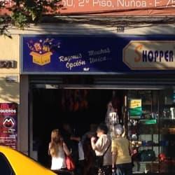 Shopper Stop  en Santiago