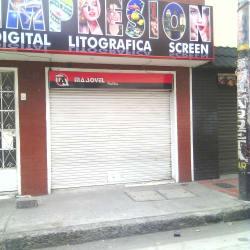 Majovel Publicidad en Bogotá
