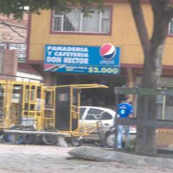 Panaderia y Cafeteria Don Hector en Bogotá