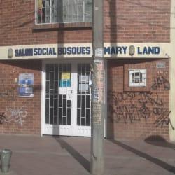 Salón Social Bosques de Mary Land en Bogotá