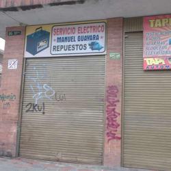 Servicio Electrico Manuel Guayara en Bogotá