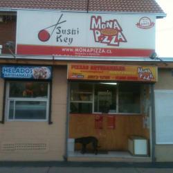Monapizza en Santiago