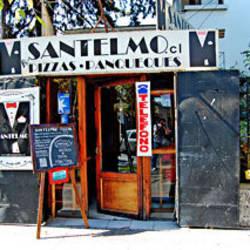 Pizza Santelmo  en Santiago