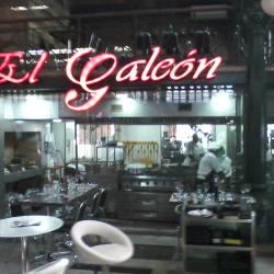 Restaurant El Galeón  en Santiago