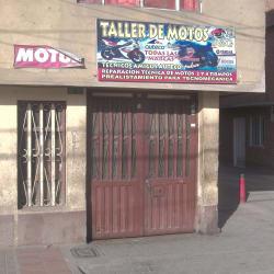 Taller de Moto J&G en Bogotá