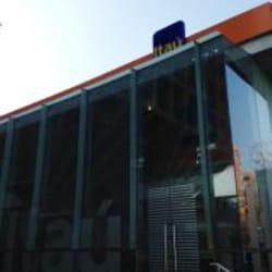 Banco Itaú Escuela Militar en Santiago