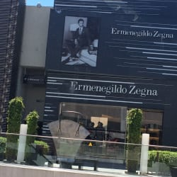 Ermenegildo Zegna - Parque Arauco en Santiago