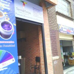 Terms & Tintas en Bogotá