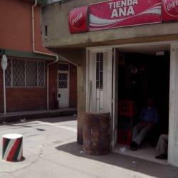 Tienda Ana en Bogotá