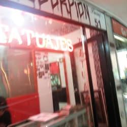 Puas Tatuajes Tattoo & Body Piercing en Santiago