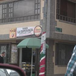 Tienda La Esperanza Carrera 86 con 39C en Bogotá