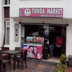 Tienda Market en Bogotá