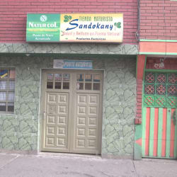 Tienda Naturista Sandokany en Bogotá
