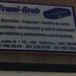 Trami-Grab en Bogotá
