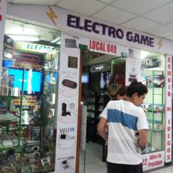 Electro Game en Santiago