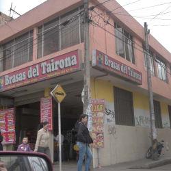Brasas Del Tairona en Bogotá