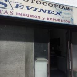 Fotocopias Sevinex en Santiago