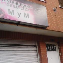 Distribuidora de Belleza MyM en Bogotá