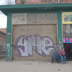 Electromotorres Gat en Bogotá