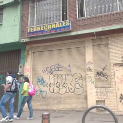 Ferrecanales en Bogotá