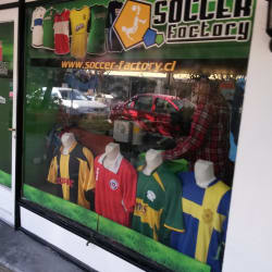 Soccer Factory en Santiago