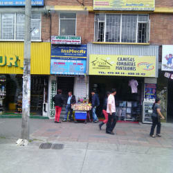 Insmecar en Bogotá