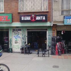 Licorera Sierra Santa DC en Bogotá