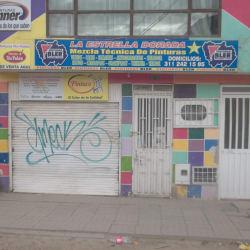 La Estrella Dorada  en Bogotá