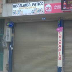 Miscelanea Papeleria Patico en Bogotá
