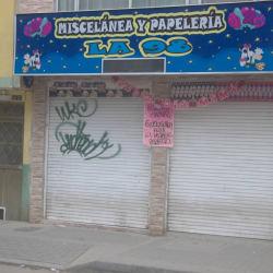 Miscelanea Y Papeleria La 98 en Bogotá
