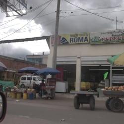 Panaderia y Cafeteria Roma en Bogotá