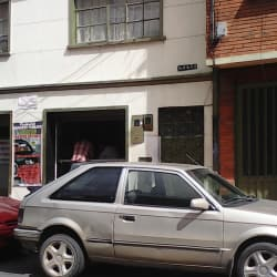Placas Servicio Publico en Bogotá