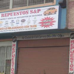 Repuestos S & P en Bogotá